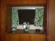 stage one renovation - dresser