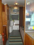 stage one renovation - looking aft