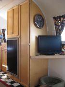 Television Corner Shelf (temp)