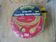 Marinco shore power cord