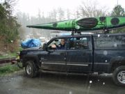 Kayak Snow