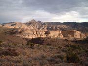 Arizona Historic Route 66- boondock site view