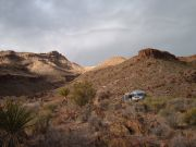 Arizona Historic Route 66- boondock site