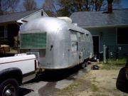 Airstream after bath