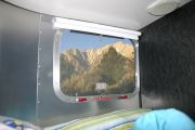 looking at the Sierra's from bed