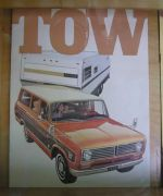 1973 IH Travelall