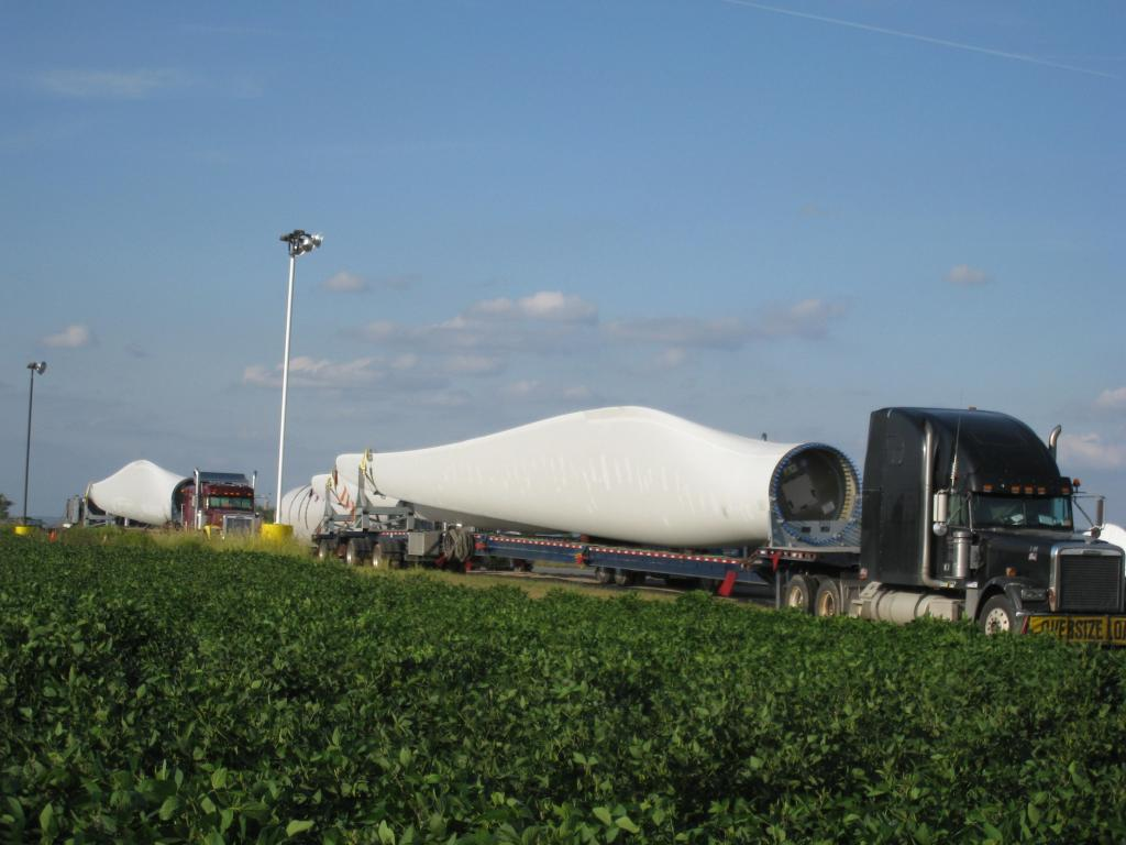 Windmill Blade (one)