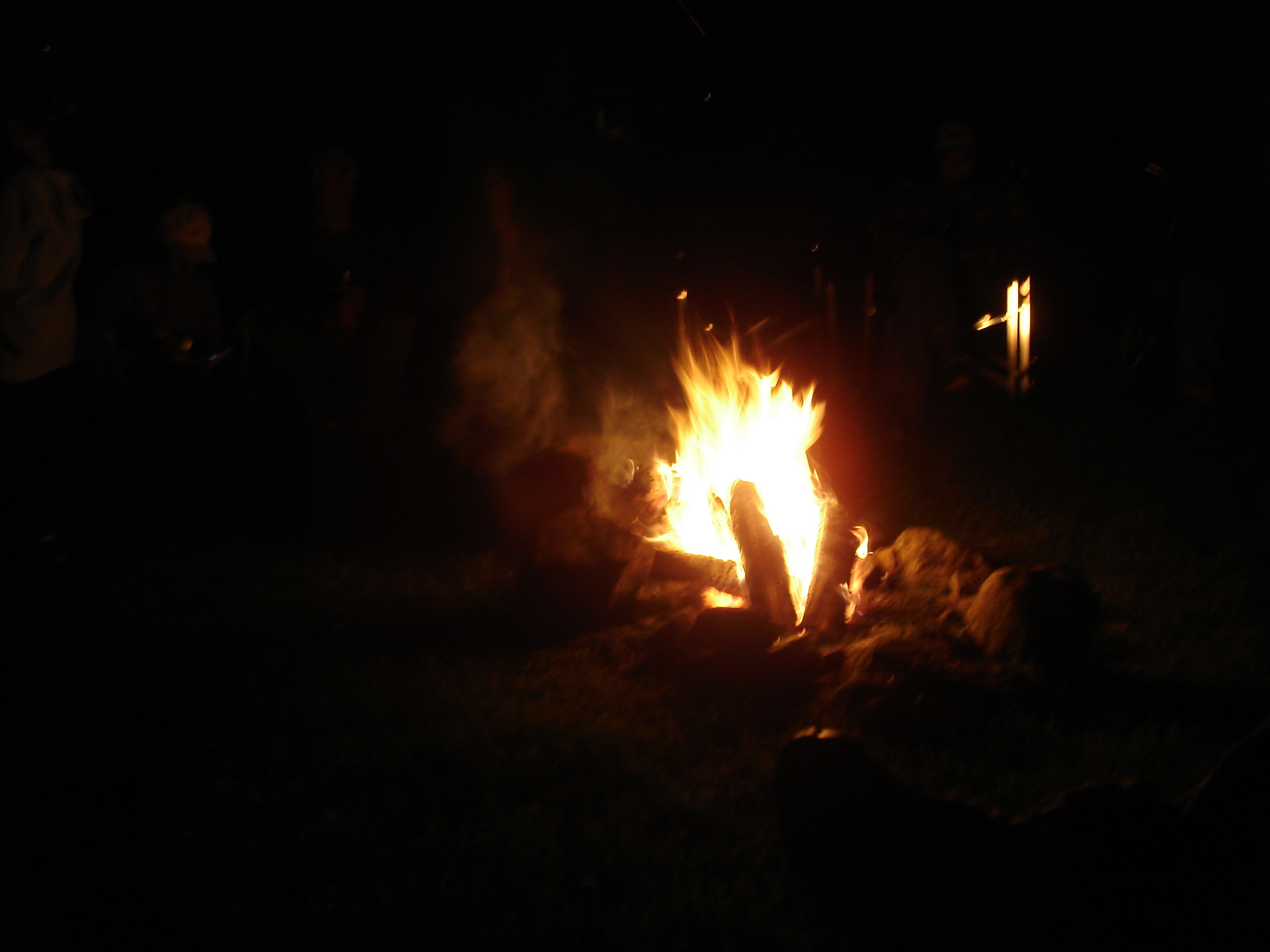 Friday Camp Fire