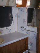 1993 Excella Bathroom Refresh - Before Picture