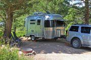 Camping At East Portal Reservoir Campground (estes Park)