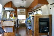 64airstream's 1964 22' Safari Interior