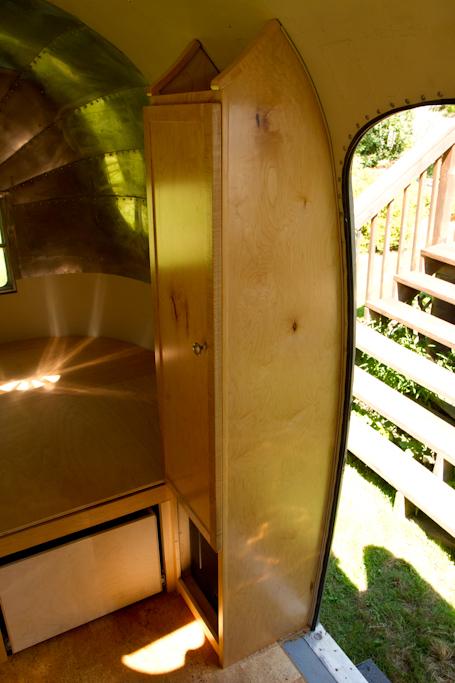 Cabinet Near Door