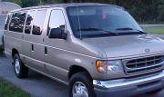 Ford E350 15 passenger van