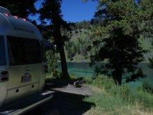 Wade Lake Montana