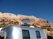 Wilson Arch, Highway 191, Utah