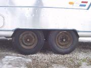 New Axle Profile