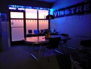 Vinstream Office Christmas Lights