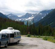 Canadian Rockies National Park - Glacier Parkway