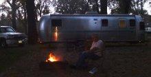 Camping At Desota