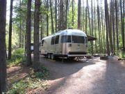 Glacier Np, Apgar Campground