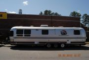 1997 Airstream Legend Norman Rockwell