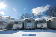 Airstream4u Outdoor | Winter In Germany Hamburg