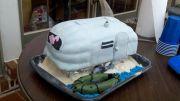 Airstream Cake