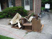 Demolition In Process