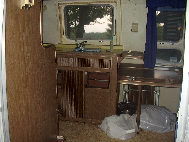Our New Old Camper