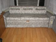Reupholstery and new floor