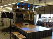 Airstream Stage Trailer