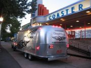 Timeless Travel Trailers Gull Wing Door Airstream