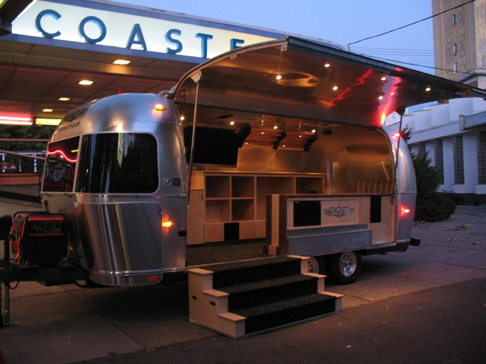 Timeless Custom Gull Wing Airstream Airstream Forums