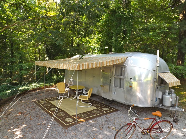 Vintage Airstream Awnings Photo Gallery