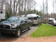 First Weekend Camping 2011