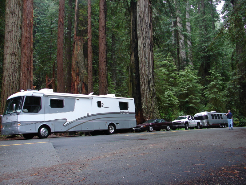 Airstream with Buick