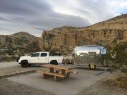 Redrock Canyon State Park, California