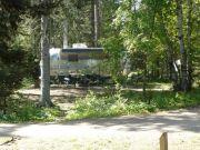 September Camping In Waskesiu, Sk