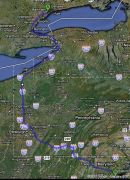 Toronto To Washington - Two Options
