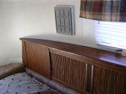 79 Sovereign Rear Queen Bed Headrest Tambours