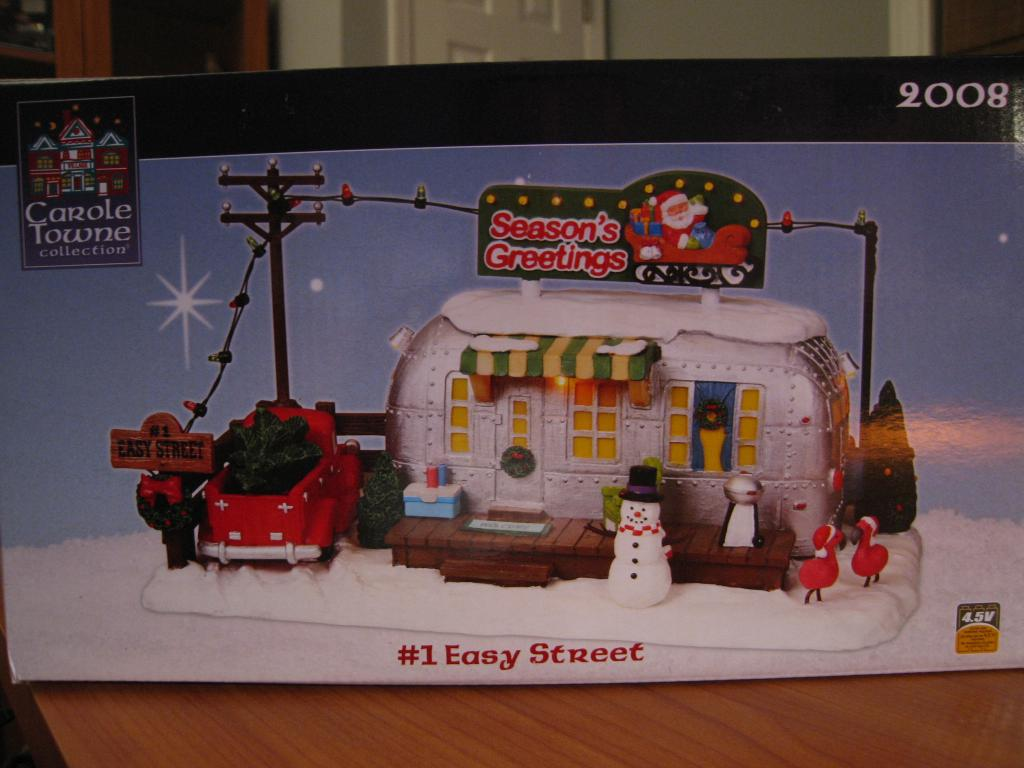 Lowes Christmas Aisle - Airstream - Airstream Forums