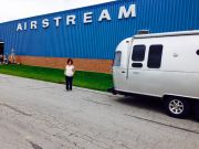 A Visit To The Airstream Factory