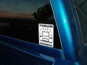 Forum Member white logo