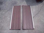 1970 Bulkhead Tambour Doors -twin