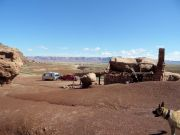 A Stop On The Way To Marble Canyon
