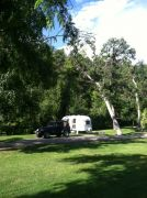 Favored Camp Site