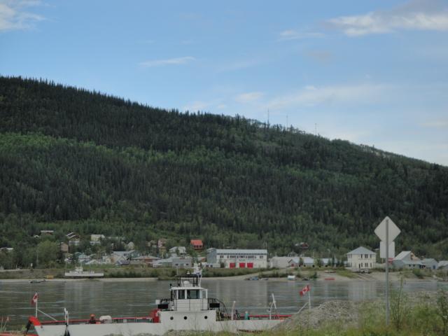 Enroute To Dawson City, Yukon Territory