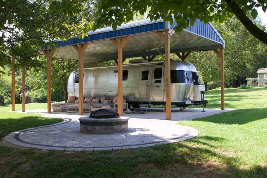 Our Airstream Home