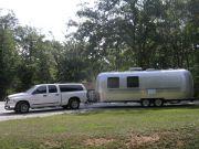 Arrival At Confederate Memorial Park - Chilton Alabama