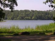 Tyler State Park, Tyler Texas, July 4th 2010